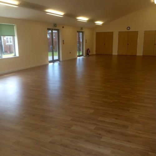 Yoga studio Swindon