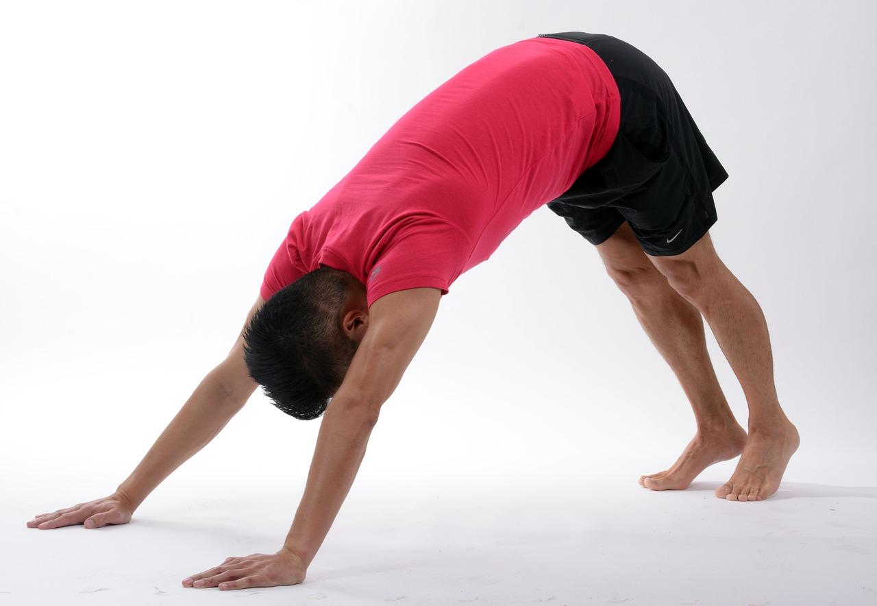 Yoga for men Swindon