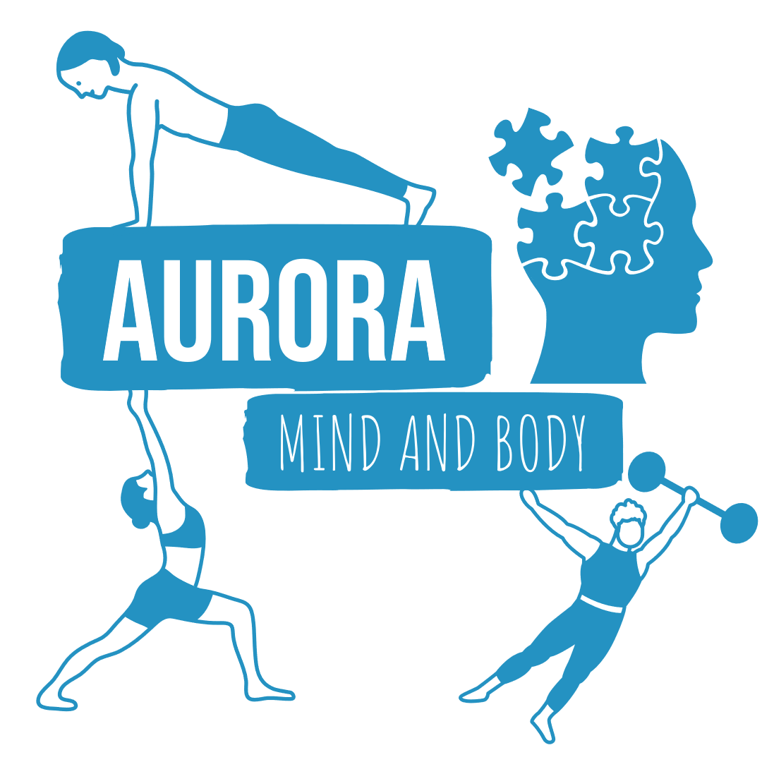 Aurora Mind and Body logo