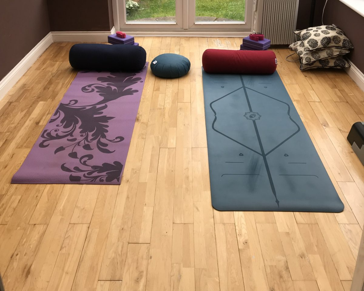 private yoga and pilates sessions