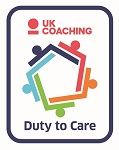 UK Coaching duty to care endorsement